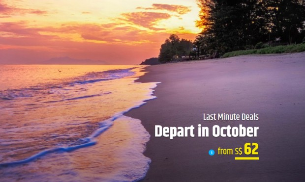 Book and Fly with CheapTickets.sg | Last Minute Deals from SGD62
