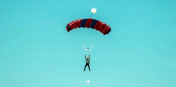 skydiving in zambales