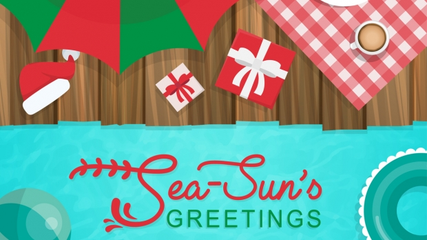 Sea-Sun's Greetings