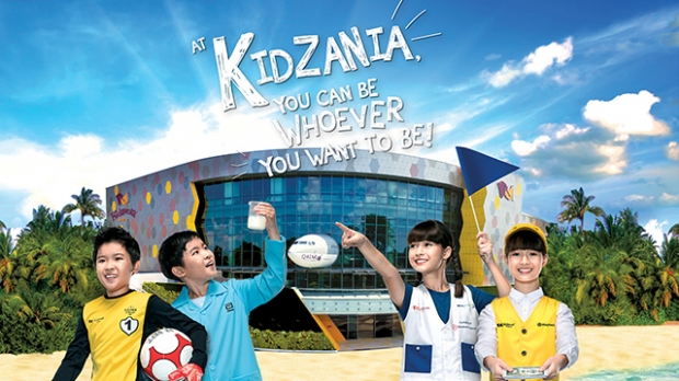 SGD80 for 1 Adult & 1 Kid KidZania Tickets Bundle (U.P. $93) with NTUC Card