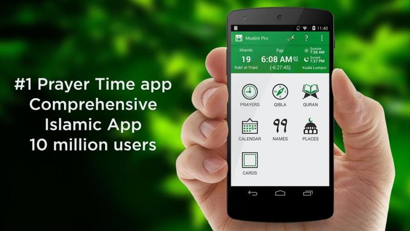 muslim traveller apps