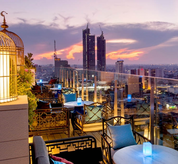 Bangkok Marriott Hotel The Surawongse Package Exclusive for DBS Cardholders