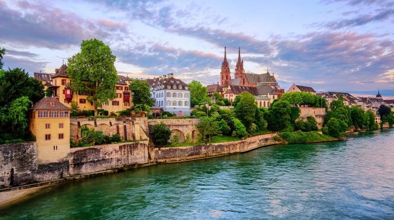 cities in switzerland: basel