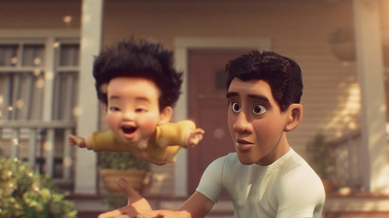'Float' Is the First Animated Short From Pixar to Star Filipino Characters