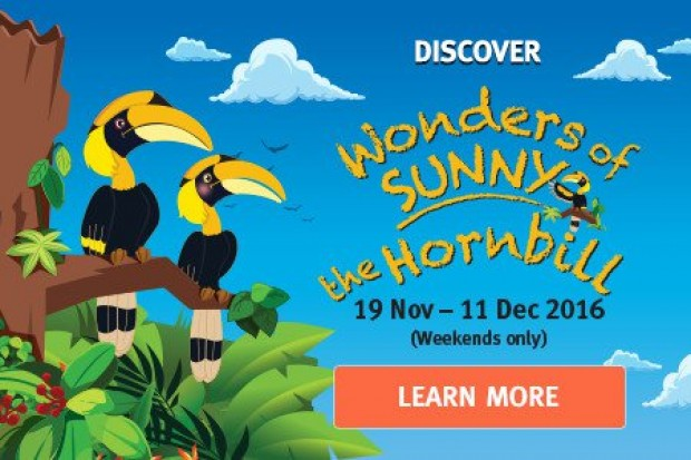 Win a VIP Experience in Jurong Bird Park