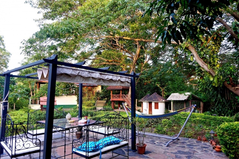 hotels in khao yai