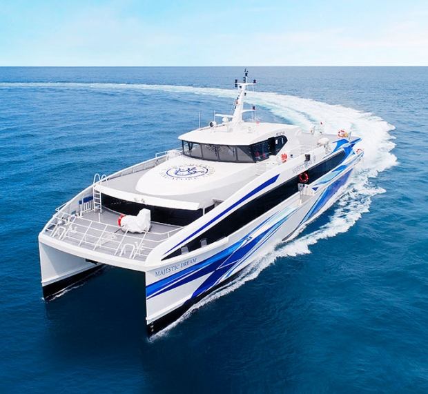 Roundttrip Ticket from Singapore to Batam from SGD38 with Majestic Fast Ferry and DBS Card