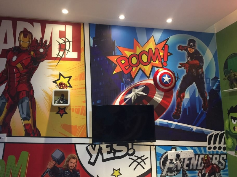 8 Marvel Themed Airbnbs Around The Globe For A Marvellous