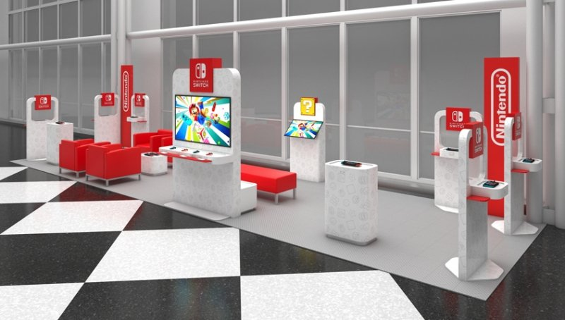nintendo switch us airports