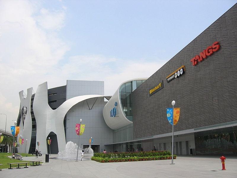 singapore malls vivocity