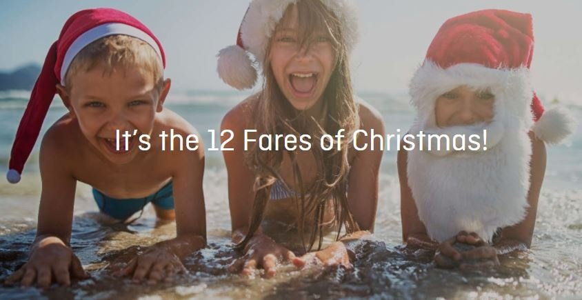 36 Hours Sale to London in Qantas Airways | 12 Fares of Christmas Special