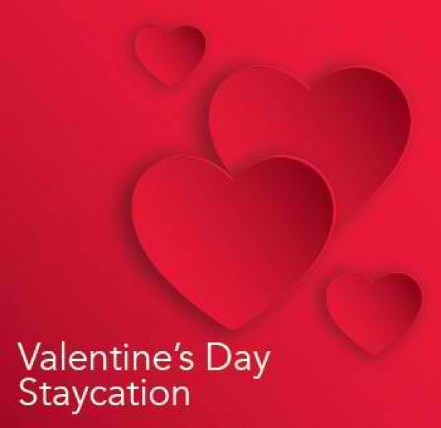 Valentine's Day Staycation in Amara Singapore from SGD128