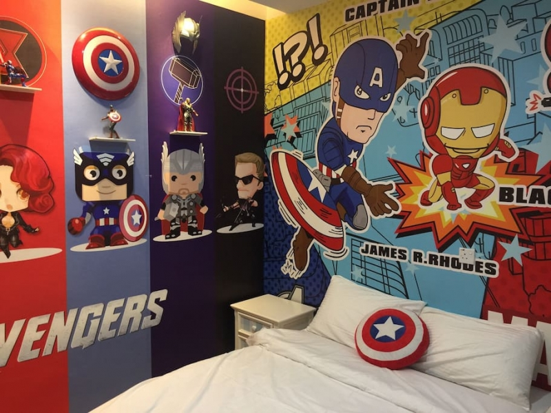 marvel boutique hotel