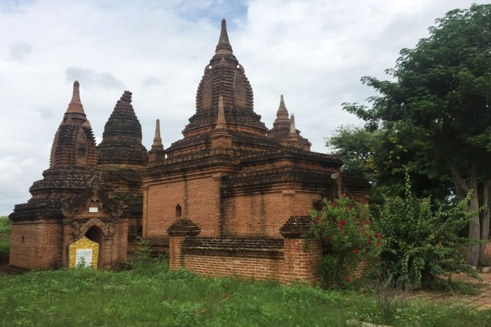 guide to bagan