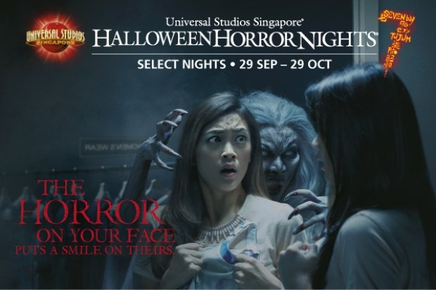 Halloween Horror Nights™ 7 Special Promotion for Mastercard Holders in Resorts World Sentosa