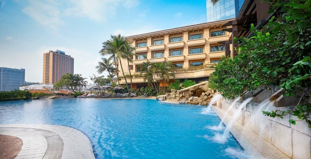 Indulgence Meets Relaxation Escapade in Swissotel Merchant Court Singapore