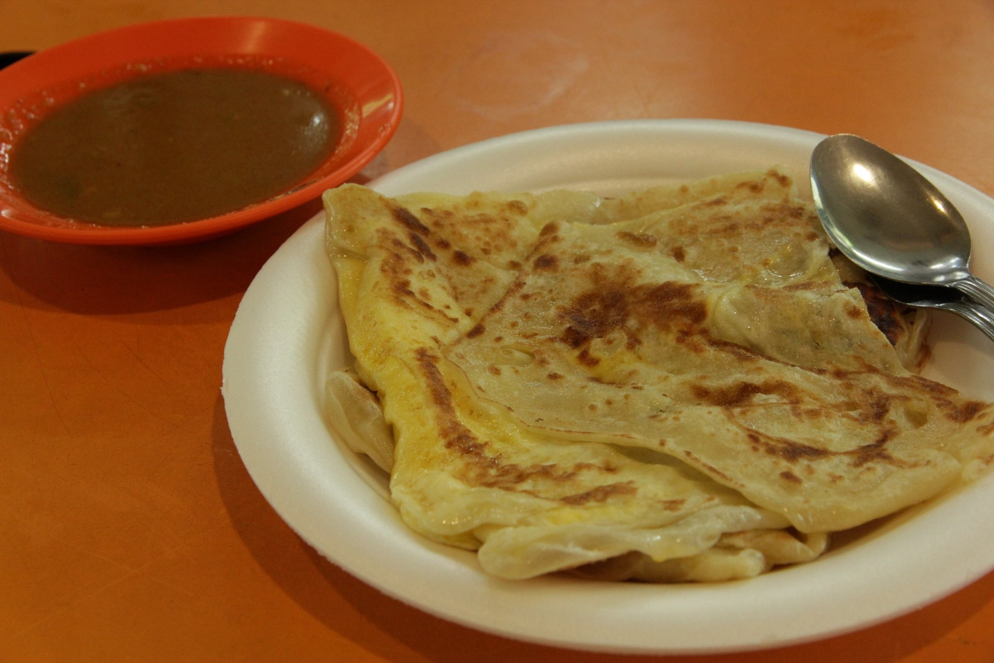 Singapore Roti Prata