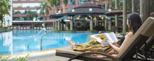 Relaxation Sensation Package at Renaissance Kuala Lumpur Hotel
