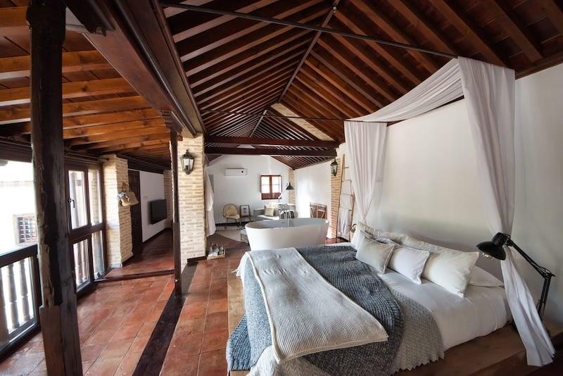 Airbnb in Granada