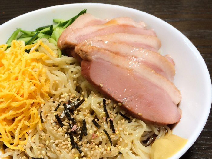 hiyashi-chuka