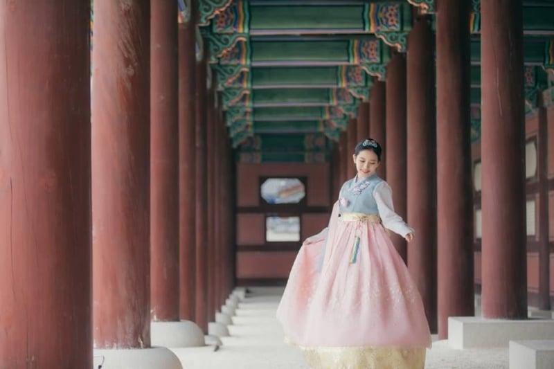 Thuê Hanbok Ở Seoul