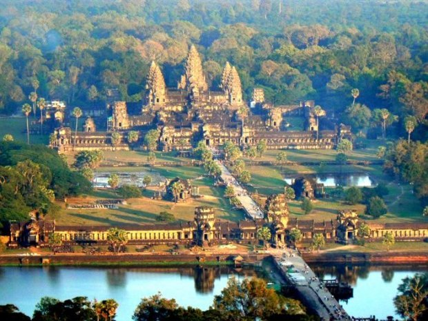 Angkor Wat The Most Ancient Seven Wonders Of The World