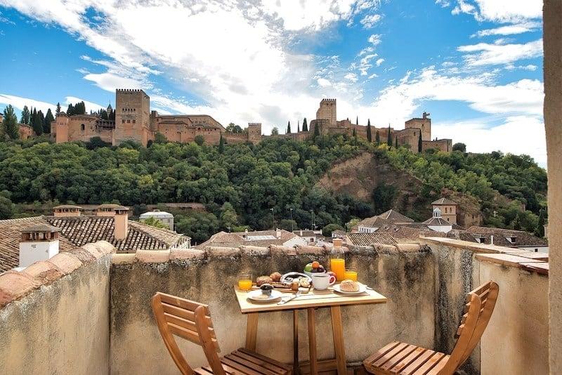 10 Best Airbnb Homes in Granada, Spain