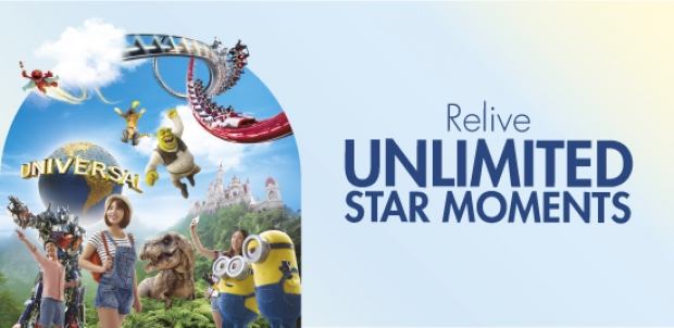 Special Offer when you Buy Universal Studios Singapore Adult Annual Pass