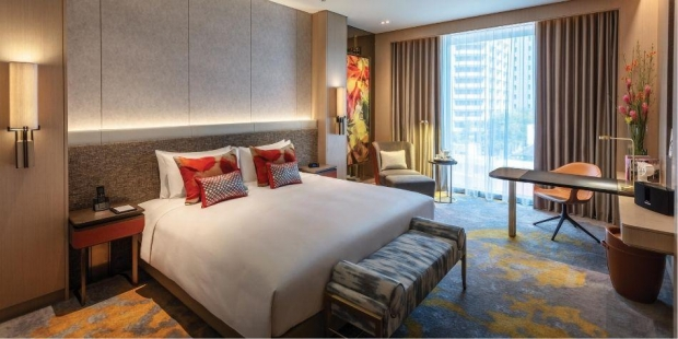 25% off Best Available Rate in Sofitel Singapore City Centre with UOB Card