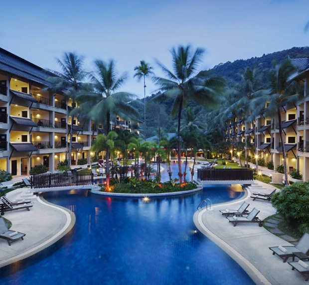 15% off and more in Swissotel Hotels & Resorts Phuket with DBS Card