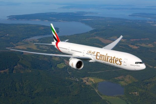 Save up to 13% on Fares in Emirates Airlines with UOB Cards