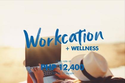 Workcation + Wellness