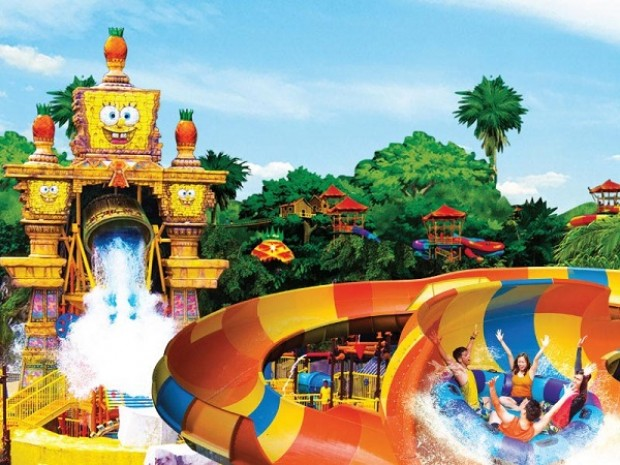 Enjoy 20% Off Admission Pass to Sunway Lagoon with Maybank
