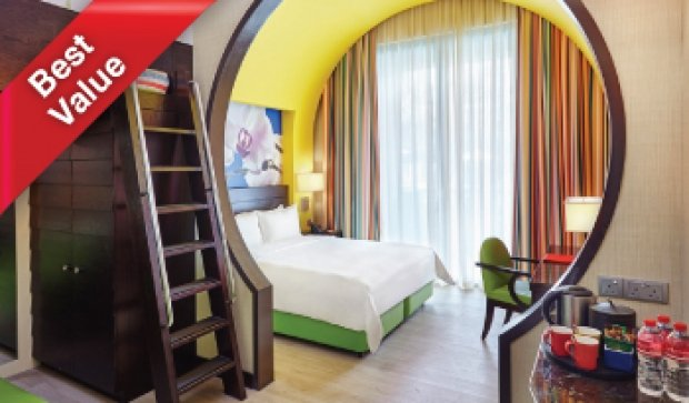 3D2N Summer Fun Attractions Package from S$728 in Resort World Sentosa