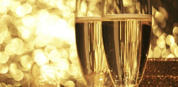 New Year Countdown at Shangri-La Hotel Singapore