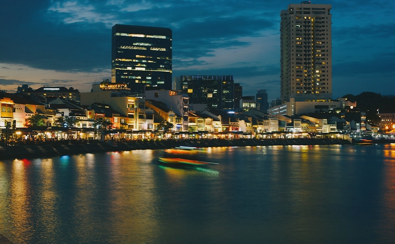 nightlife Singapore