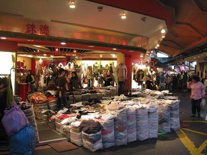 mua khi đi du lịch Đài Loan