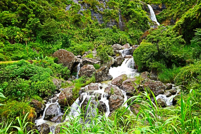 Pongas Falls as part of our sagada tour
