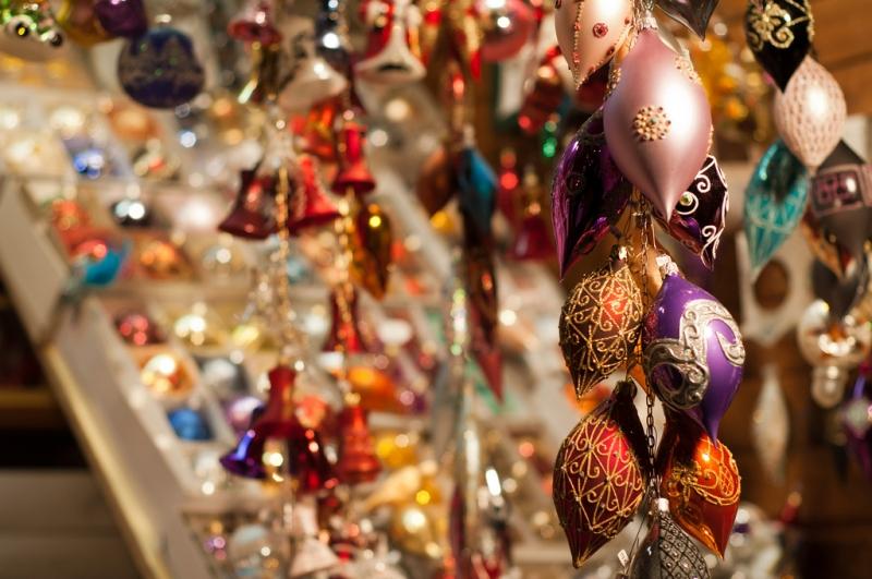 chợ Giáng Sinh ở Prague