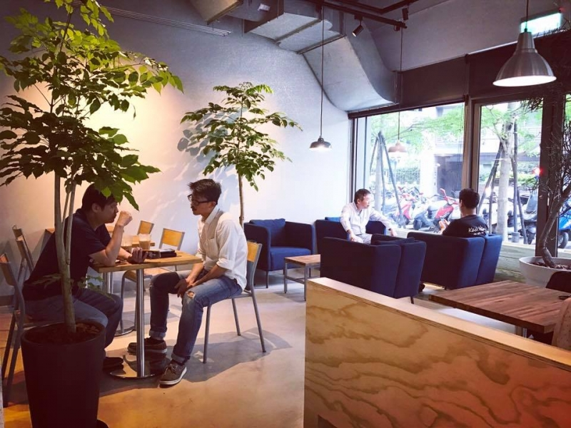 local cafes in taipei