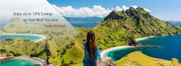 Enjoy Up To 15% Savings On Your Next Vacation With Garuda Indonesia and Citi