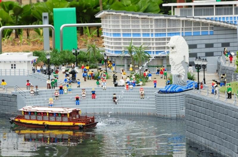 LEGOLAND Malaysia Resort - Mini Land