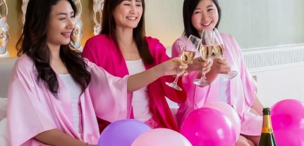 Girlfriends Getaway at Shangri-La's Rasa Sentosa Resort & Spa, Singapore