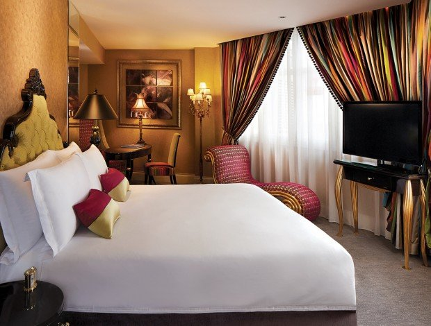 We Love Holidays! Book your Stay in The Scarlet Singapore from SGD180