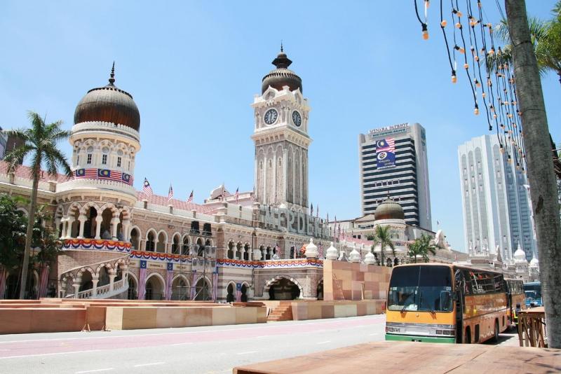 Lịch Trình Du Lịch Kuala Lumpur merdeka