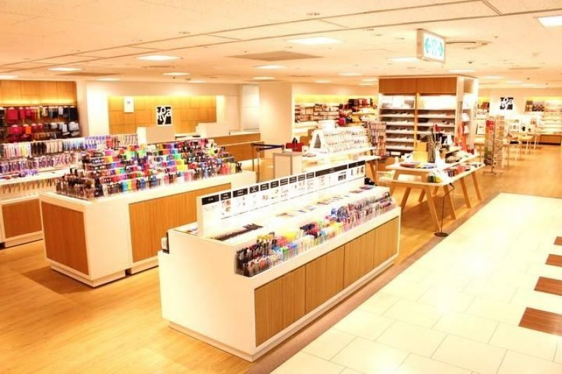 japanese stationary shops