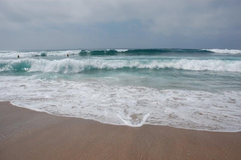 jungmun beach jeju island attractions