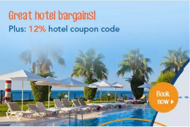 Save more with Great Hotel Bargains via Zuji