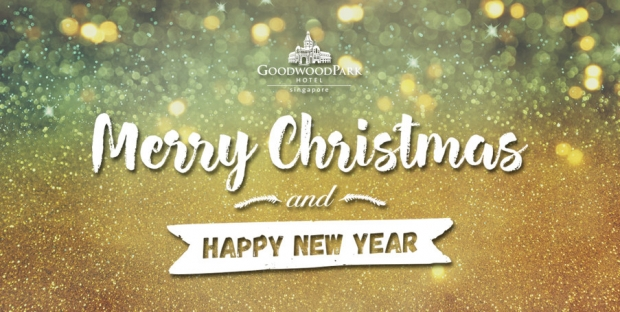 Festive Special Offer in Goodwood Park Hotel with 10% Savings for your Stay
