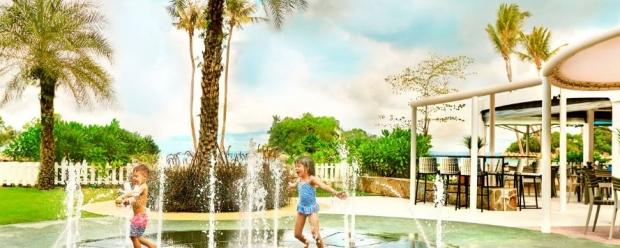 Paradise Getaway at Shangri-La's Rasa Sentosa Resort & Spa, Singapore